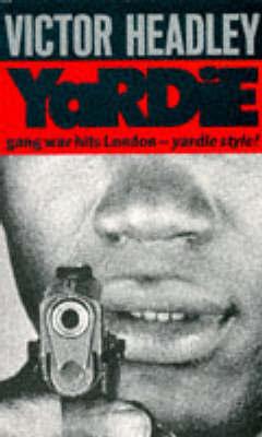 Yardie by Victor Headley image