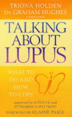 Talking About Lupus by Triona Holden image