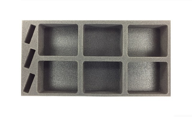 Battle Foam: Star Wars Generic - Medium Ship Foam Tray (BFM-2) image