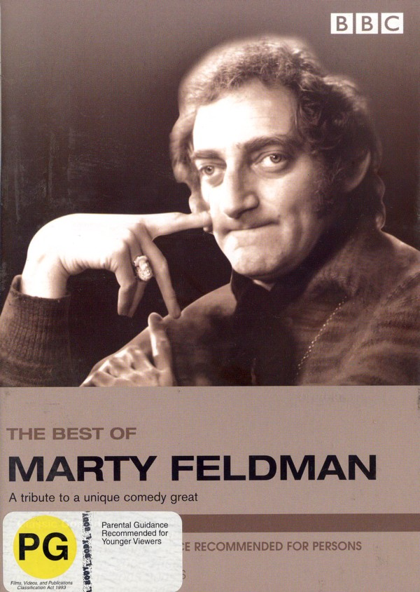 Best Of Marty Feldman on DVD image