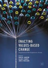 Enacting Values-Based Change