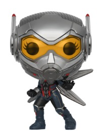 Marvel - Wasp Pop! Vinyl Figure (with a chance for a Chase version!)