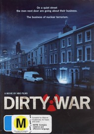 Dirty War on DVD image