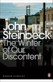 The Winter of Our Discontent by John Steinbeck