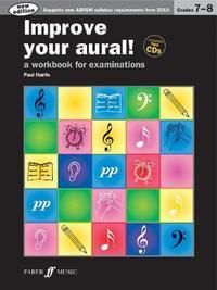 Improve Your Aural! Grades 7-8 by Paul Harris