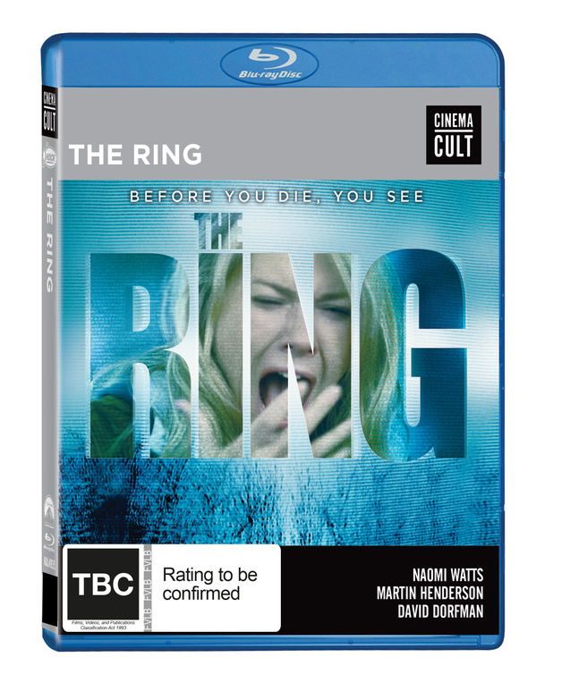 The Ring on Blu-ray