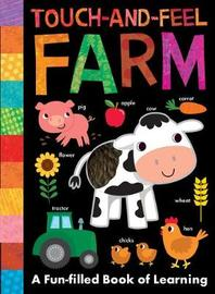 Touch-And-Feel Farm by Isabel Otter image