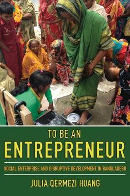 To Be an Entrepreneur by Julia Huang