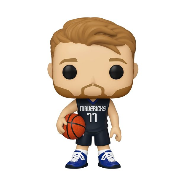 NBA: Mavericks - Luka Doncic (Alternate) Pop! Vinyl Figure