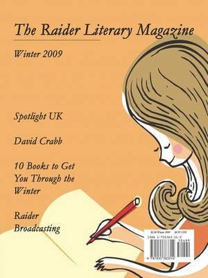 The Raider Literary Magazine Vol. 2 image