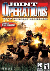 Joint Operations: Typhoon Rising for PC