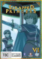 Scrapped Princess - Vol 6 on DVD
