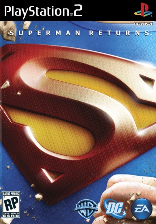 Superman Returns: The Videogame for PS2