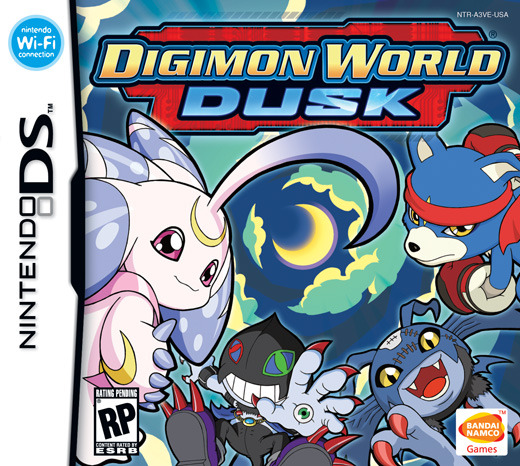 Digimon World: Dusk for Nintendo DS