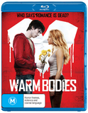 Warm Bodies on Blu-ray