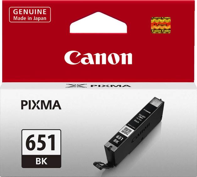 Canon CLI651BK Black Ink Cartridge