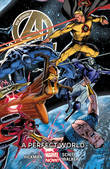 New Avengers: Volume 4: Perfect World (Marvel Now) by Jonathan Hickman