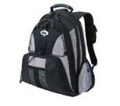"Targus Sportline Platinum Backpack - Grey / Black Fits Up To 15.4"" Screens"