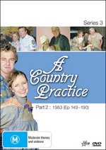 Country Practice, A - Series 3: Part 2 (12 Disc Box Set) on DVD