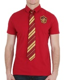 Harry Potter Gryffindor Polo Shirt (Medium)