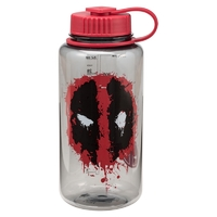 Marvel: Deadpool Tritan Water Bottle (940ml)