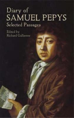 Diary of Samuel Pepys by Samuel Pepys