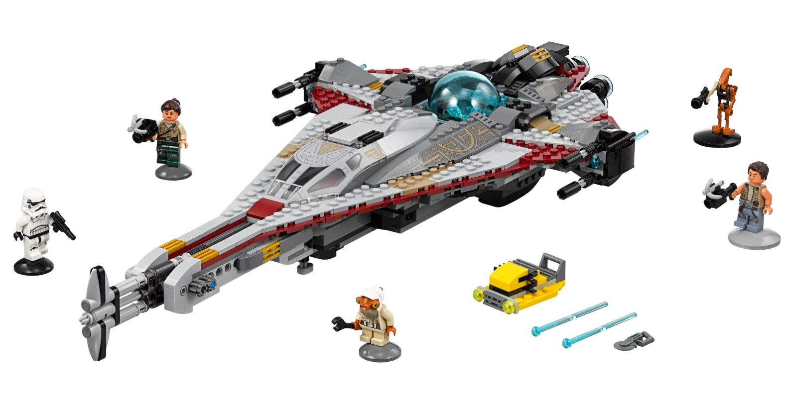 LEGO Star Wars - The Arrowhead (75186) image