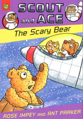 The Scary Bear by Rose Impey image