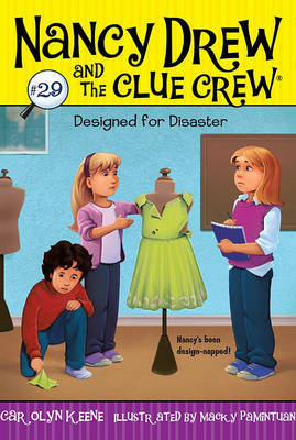 NDCC #29: Designed for Disaster by Carolyn Keene