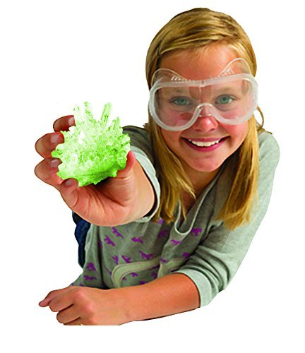 National Geographic: Glow-in-the-Dark Crystal Growing Lab - Green image