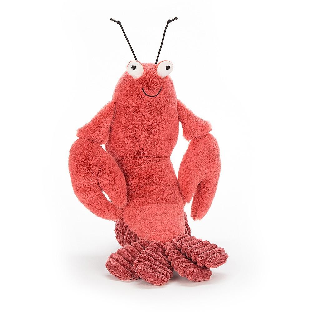 "Jellycat: Larry Lobster - 10"" Plush image"