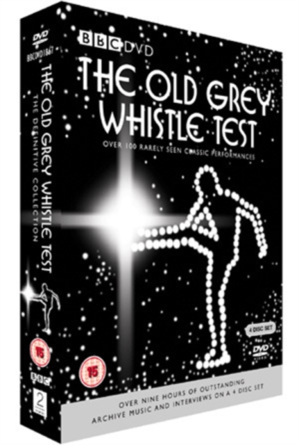 Old Grey Whistle Test Volumes 1-3 Complete Box Set on DVD image