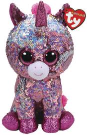 TY Beanie Boo: Flip Sparkle Unicorn - Medium Plush