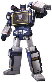 Transformers: Masterpiece - MP-13 Soundwave