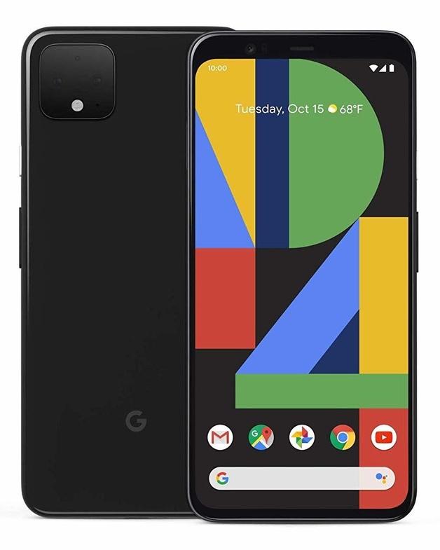Google: Pixel 4 XL - 128GB (Black)