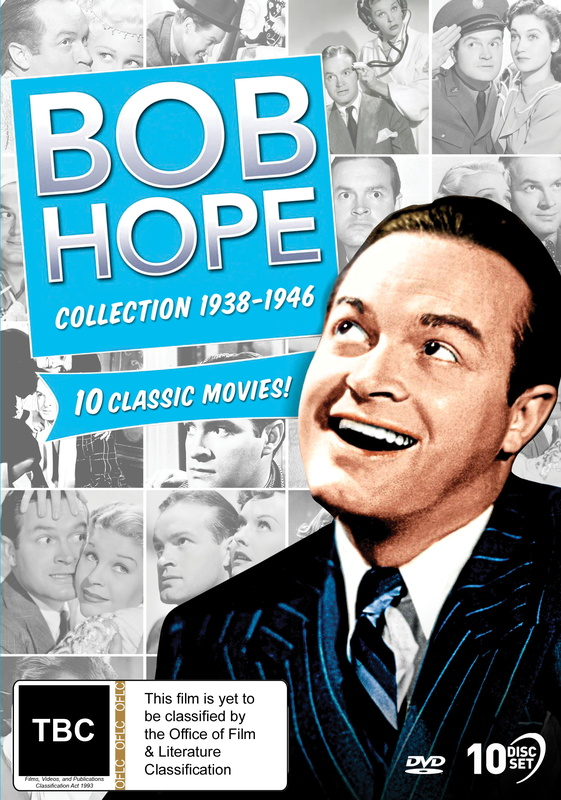 The Bob Hope Collection 1938-1946 on DVD