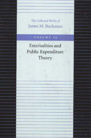 The Externalities and Public Expenditure Theory by James M Buchanan image