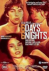 Six Days, Six Nights on DVD