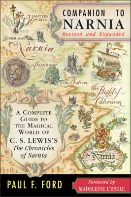 Companion To Narnia by Paul F Ford image