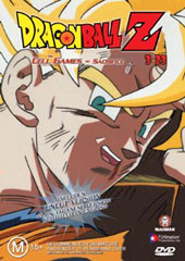 Dragon Ball Z 3.23 - Cell Games - Sacrifice on DVD