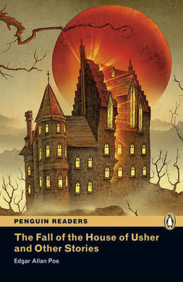 Level 3: The Fall of the House of Usher and Other Stories by Edgar Allan Poe image