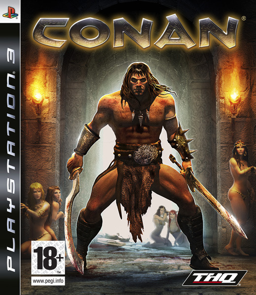 Conan for PS3
