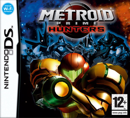 Metroid Prime: Hunters for Nintendo DS