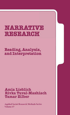 Narrative Research by Amia Lieblich