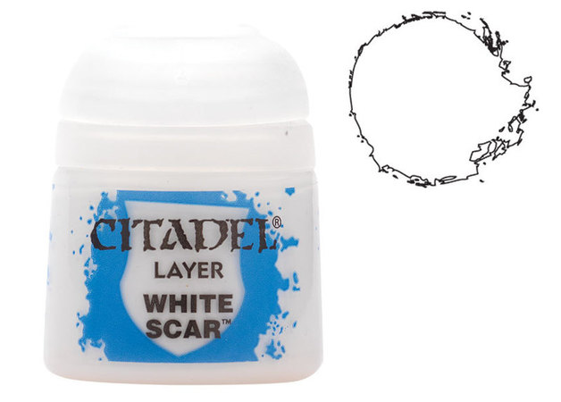 Citadel Layer: White Scar