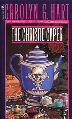 The Christie Caper by Carolyn G Hart image