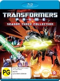 Transformers: Prime - Season 3 on Blu-ray