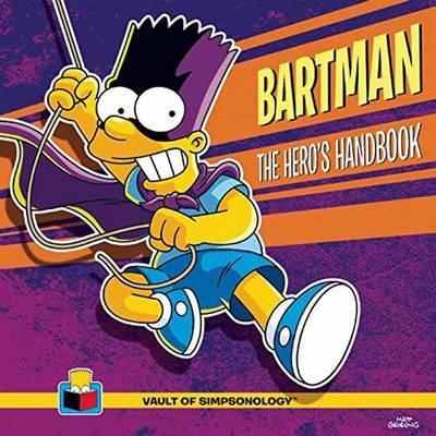 Bartman: The Hero's Handbook by Matt Groening