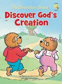 The Berenstain Bears Discover God's Creation by Jan Berenstain image