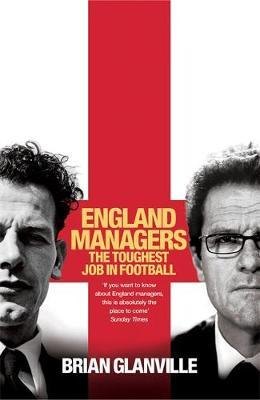 England Managers by Brian Glanville image